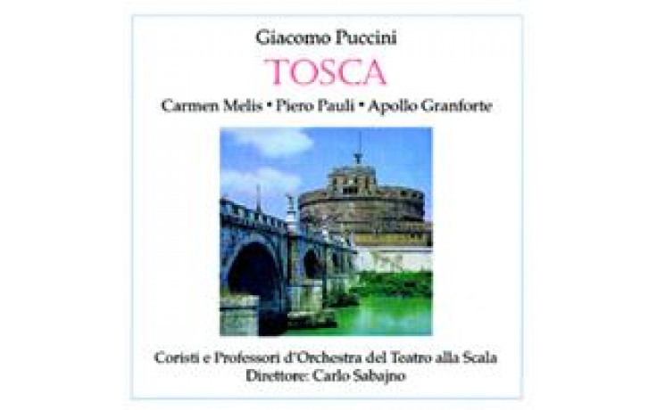 Tosca 1929-31