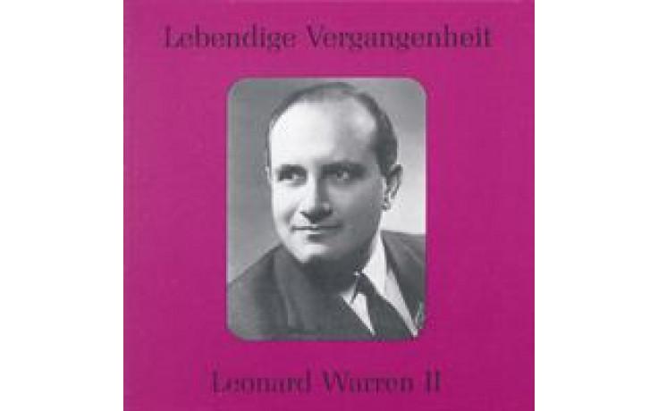 Leonard Warren II-31