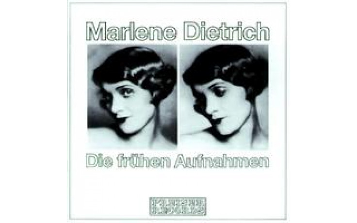 Marlene Dietrich Frühe Aufnahmen-31