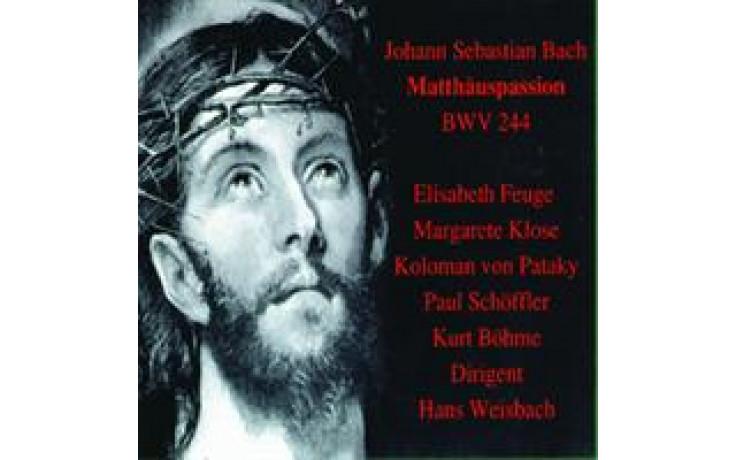 Matthäuspassion 1935-31