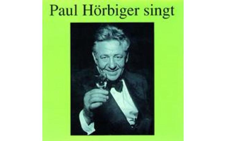 Paul Hörbiger Wienerlieder