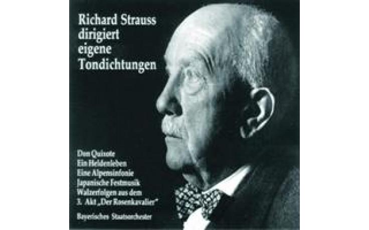 Richard Strauss dirigiert Vol 1-31