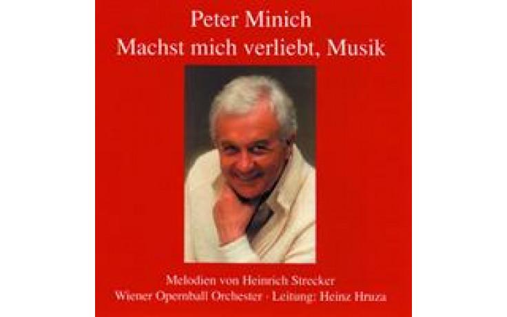 Peter Minich Machst mich verliebt, Musik-31