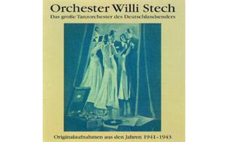 Orchester Willi Stech 1941-1943-31