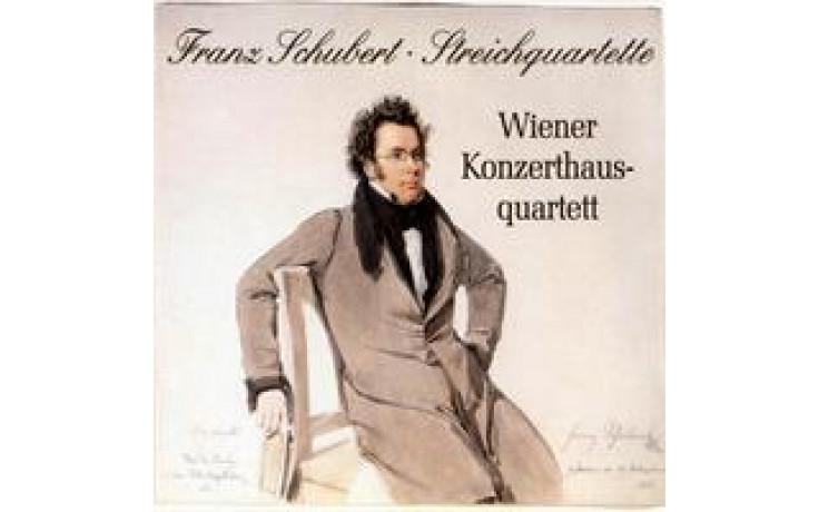 Franz Schubert, Die Streichquartette-31