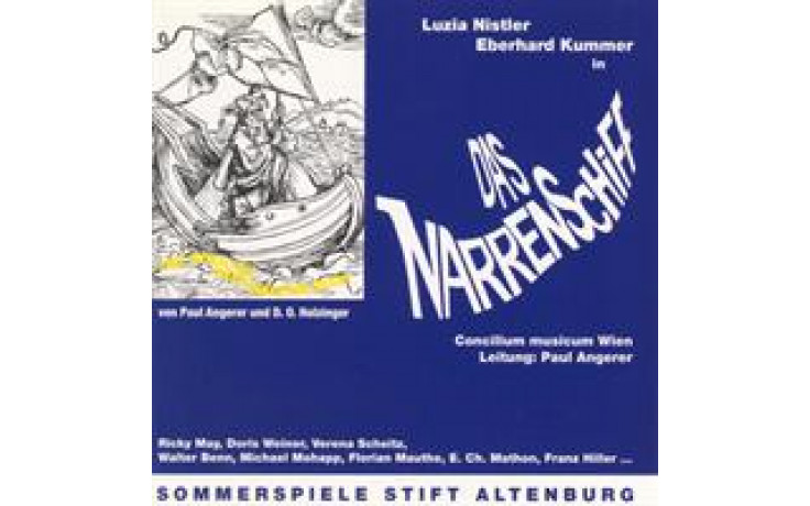 Das Narrenschiff Nistler/Kummer-31