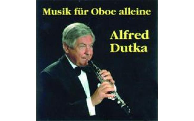 Alfred Dutka Musik für Oboe alleine-31
