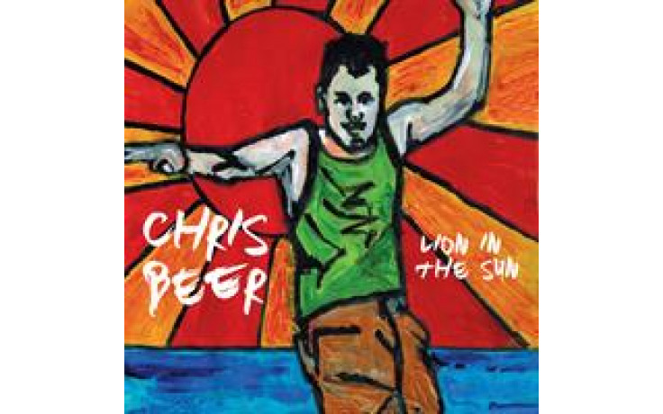 Lion in the sun Chris Beer-31