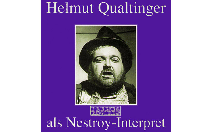Qualtinger als Nestroy Interpret-31