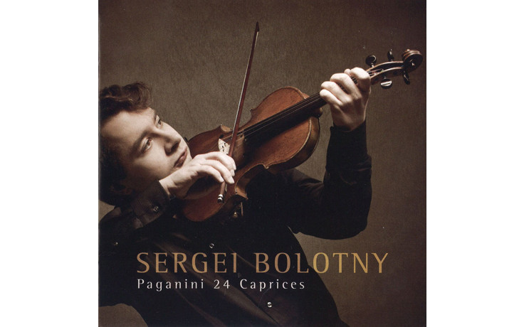 Paganini 24 Capricen Bolotny, Sergej-31