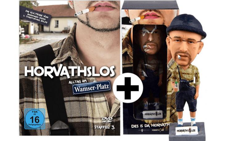 Horvathslos Staffel 3 + Wackelfigur AKTION-31