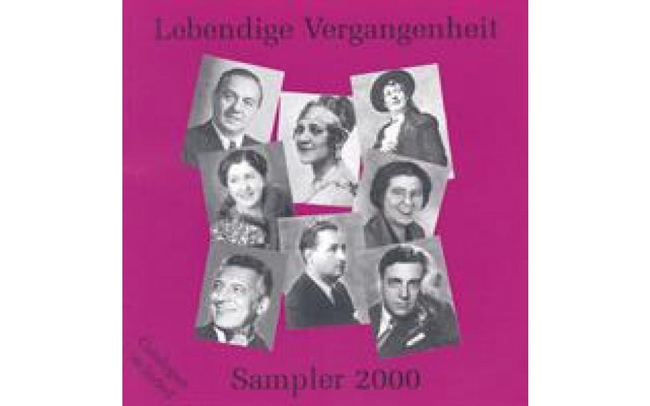 Sampler Lebendige Vergangenheit-31