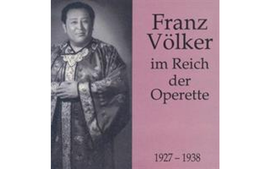 Franz Völker Im Reich der Operette-31