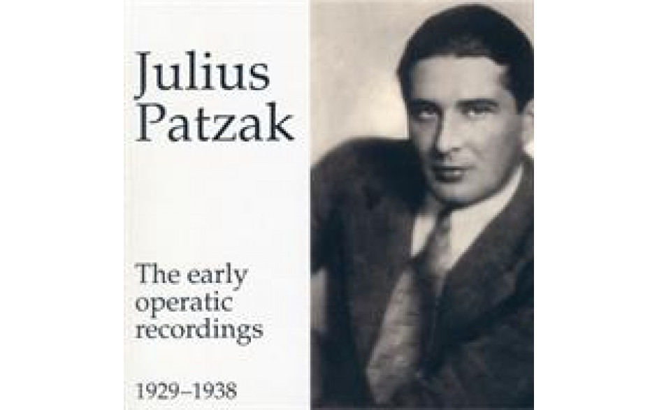 Patzak Early Operatic Recordings-31