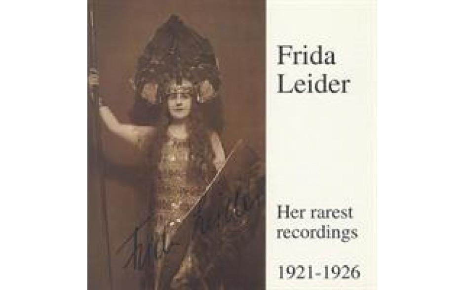Frida Leider III-31
