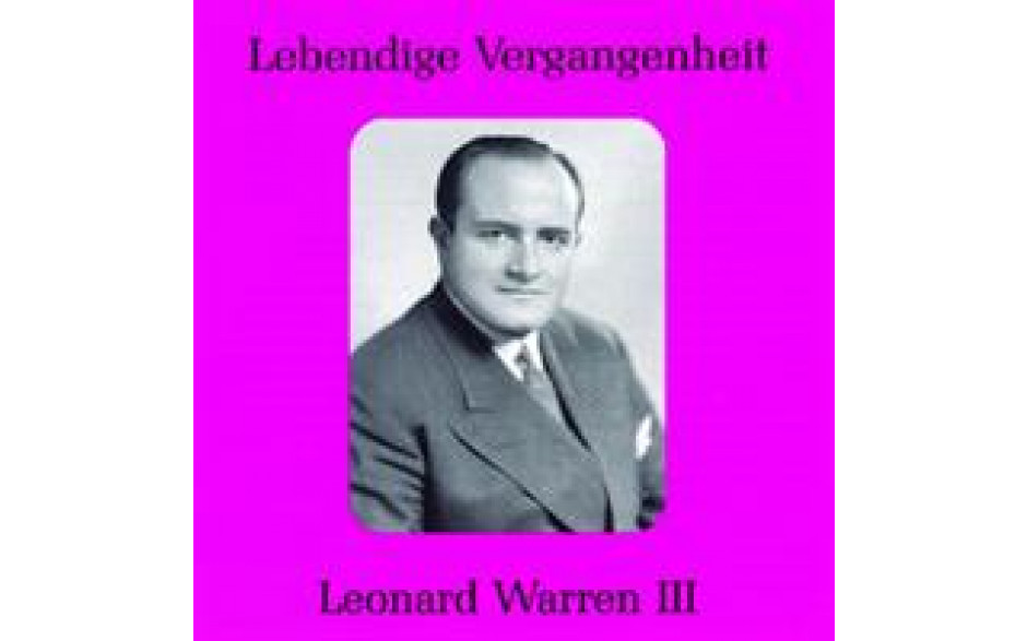 Leonard Warren Vol 3-31