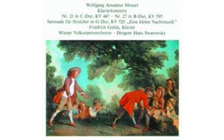 Gulda Kl. Nachtmusik/Klavkonz 21-31