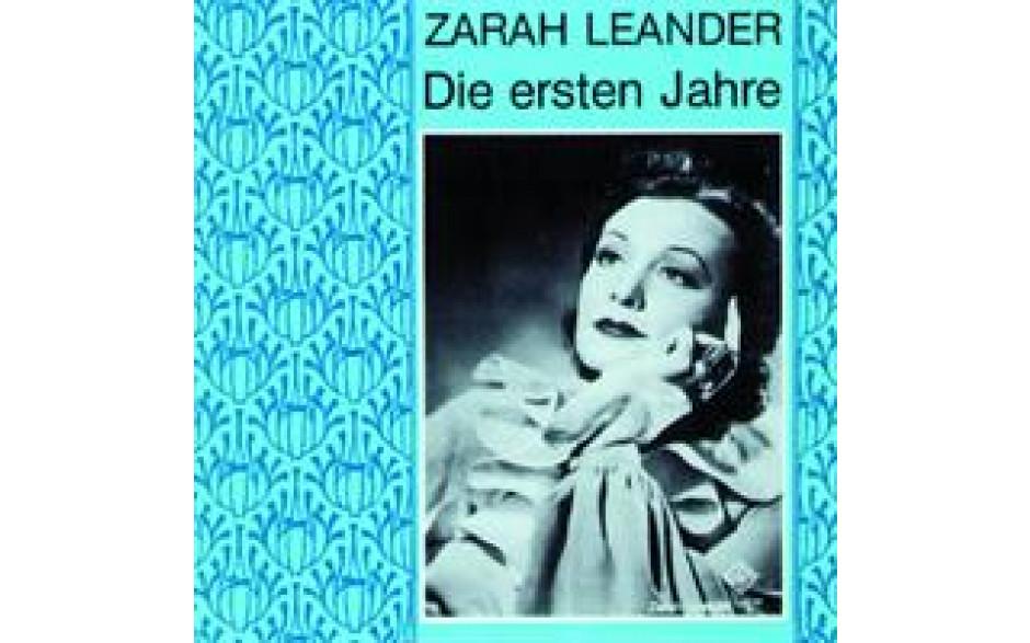 Zarah Leander Die Ersten Jahre-31