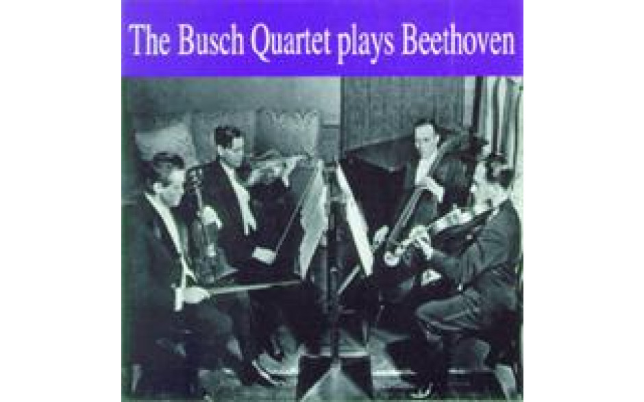 Beethoven Quartet Nr 9,11,14,15-31