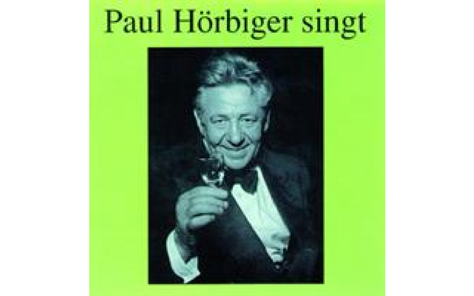 Paul Hörbiger Wienerlieder-31