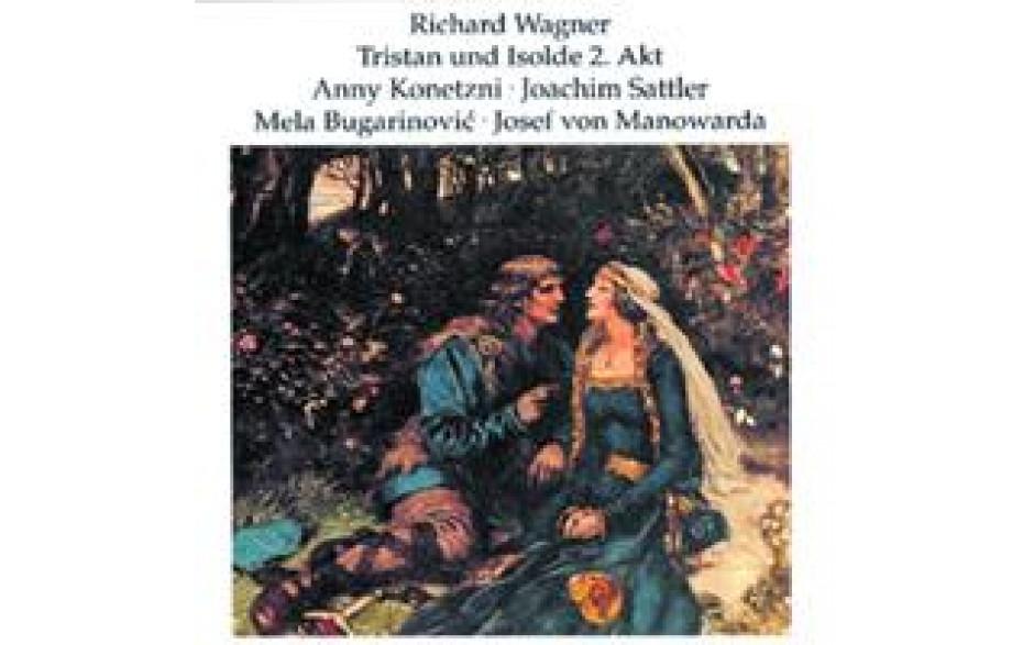 Tristan und Isolde 2. Akt 1940-31