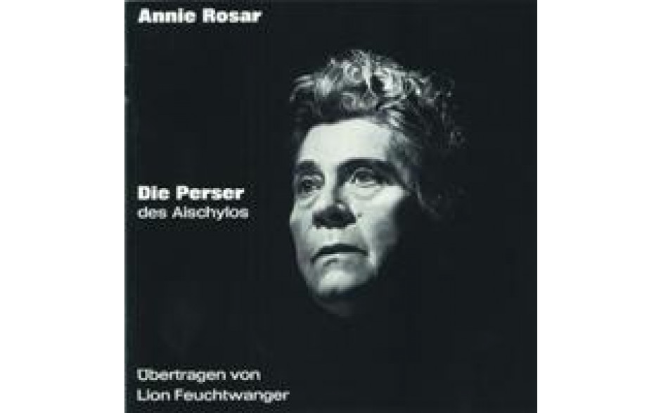 Rosar Die Perser des Aischylos-31
