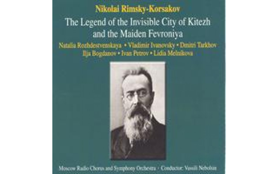 Legend of the Invisible City of Kitezh-31