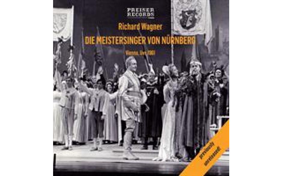 Die Meistersinger von Nürnberg live Wien 1961-31