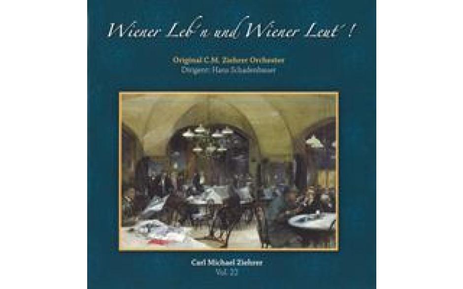Ziehrer Wiener Lebn und Wiener Leut! Vol.22-31