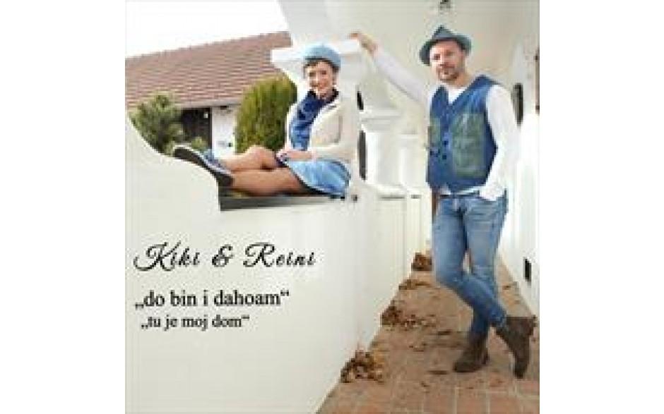 do bin i dahoam CD-Single Kiki and Reini-30