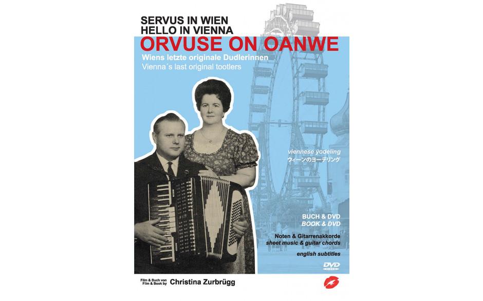 Orvuse on Oanwe Zurbrügg Buch+DVD-31
