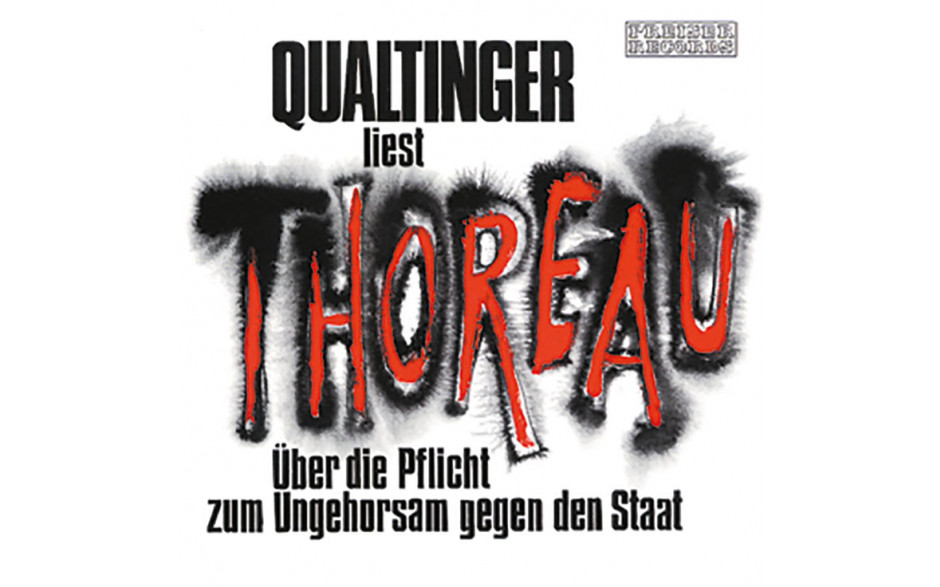 Qualtinger liest Thoreau-31
