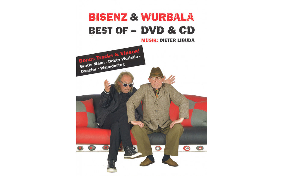 Best of Bisenz and Wurbula CD and DVD-31