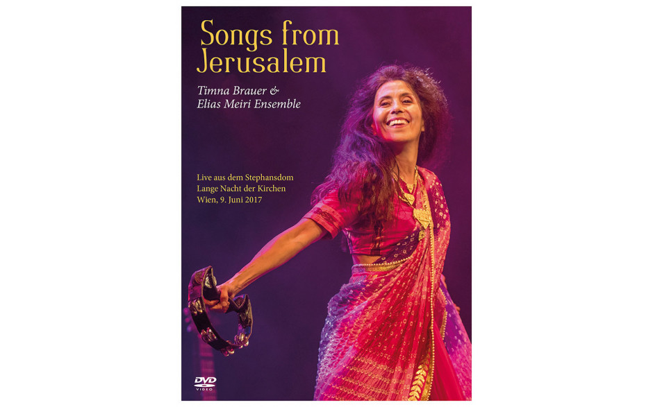 Songs from Jerusalem DVD Brauer,Timna-31