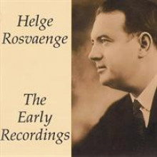 Helge Rosvaenge Early Recordings Vol 1-20