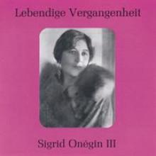 Sigrid Onegin III-20