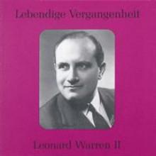 Leonard Warren II-20