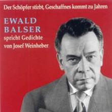 Ewald Balser spricht Weinheber-20