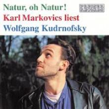 "Karl Markovics liest ""Natur, oh Natur-20"