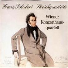 Franz Schubert, Die Streichquartette-20