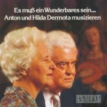 Anton und Hilde Dermota musizieren-21