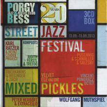 Porgy and Bess Street Jazz Festival Mixed Pickles-21