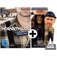 Horvathslos Staffel 3 + Wackelfigur AKTION-20