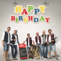Happy Birthday   Burgenland Blech Cuvee