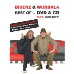 Best of Bisenz & Wurbula CD & DVD