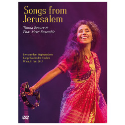 Songs from Jerusalem DVD      Brauer,Timna