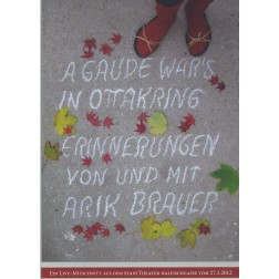 A Gaude war´s in Ottakring DVD - Arik Brauer