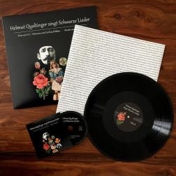 Schwarze Lieder (incl.CD)  Qualtinger