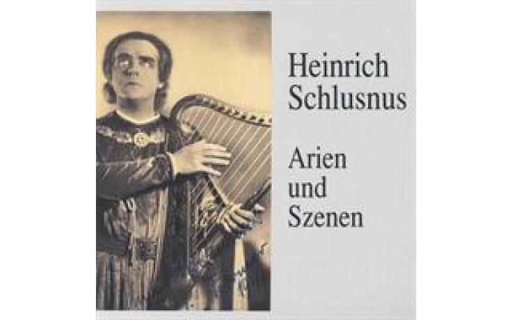Heinrich Schlusnus Arien und Szenen-31