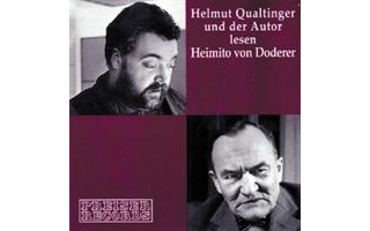 Qualtinger und der Autor lesen Doderer-31